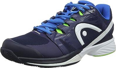 HEAD Nzzzo Pro Clay, Zapatillas de Tenis para Hombre, Azul (Navy ...