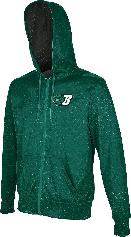 ProSphere Binghamton University Boys Full Zip Hoodie Heathered