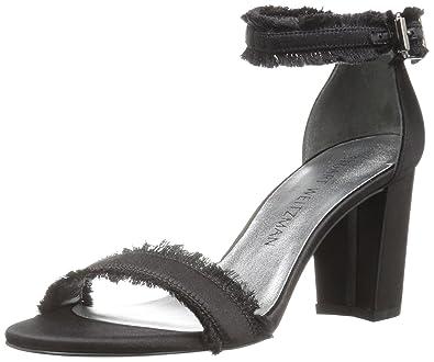 e5f74927d4f Amazon.com  Stuart Weitzman Women s Frayed  Shoes