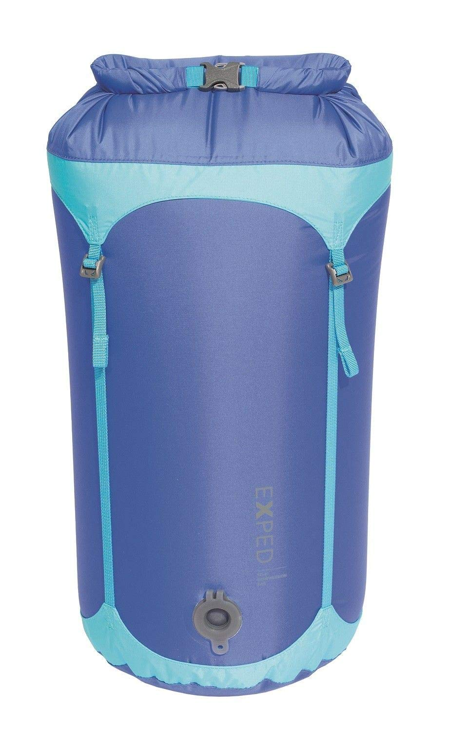 Exped Waterproof Telecompression Bag - Blue Medium by Exped