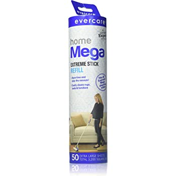 Amazon Com Evercare Large Surface Mega Pet Roller Refill