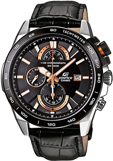 57c929f3342a Relojes Hombre CASIO CASIO EDIFICE EFR-520L-1AVEF  Amazon.es  Relojes