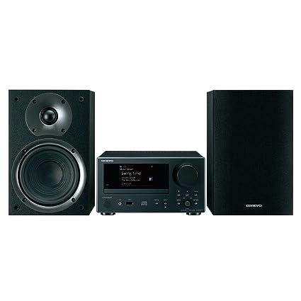 Amazon.com: Onkyo Network Hi-Fi CD System Black (CS-N575): Electronics