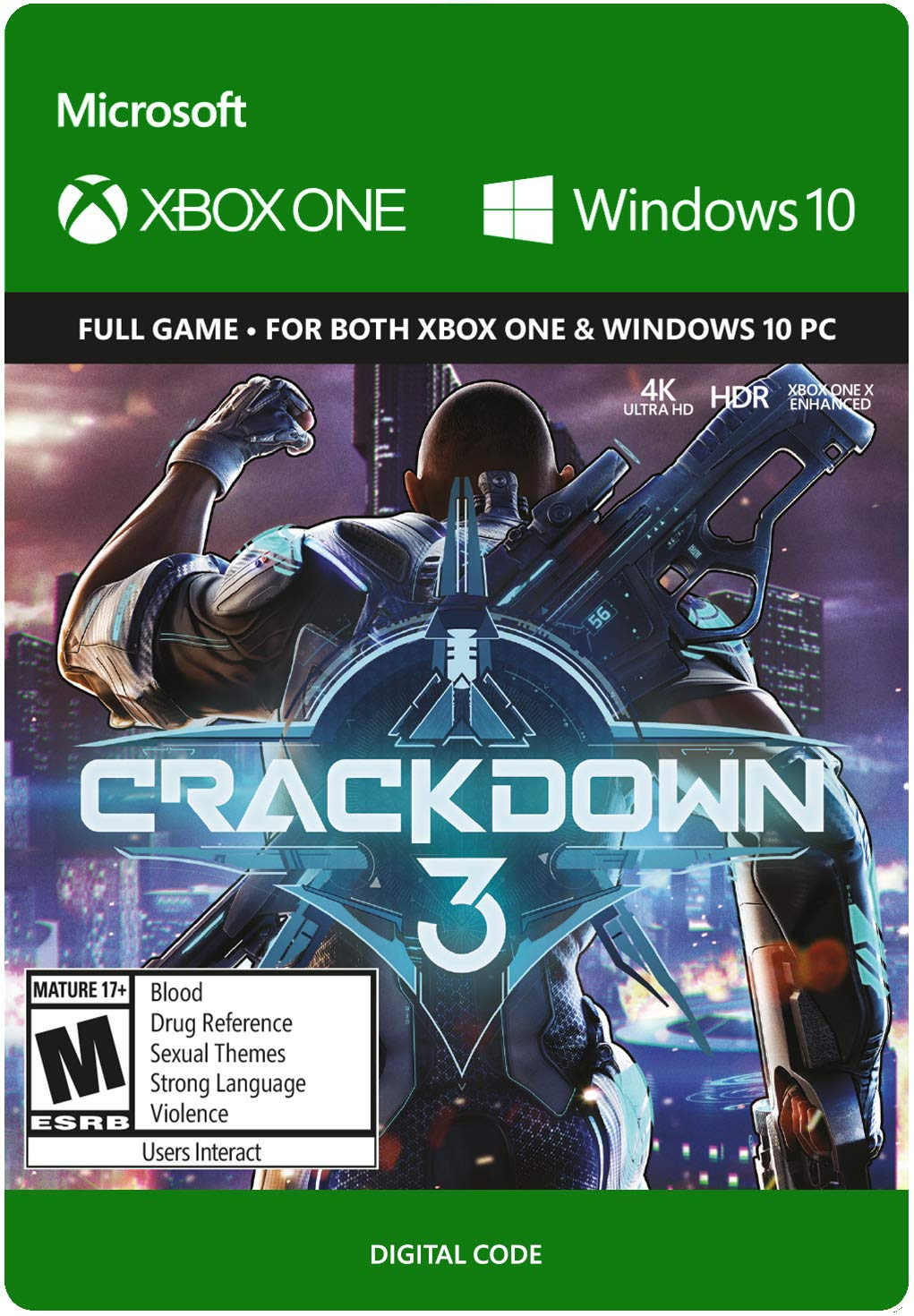 Crackdown 3 - Xbox One [Digital Code]