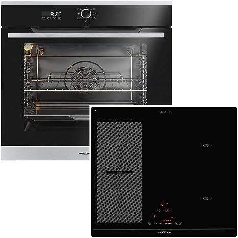 Oranier KXI 2062 - Juego de cocina empotrable (60 cm, placa ...