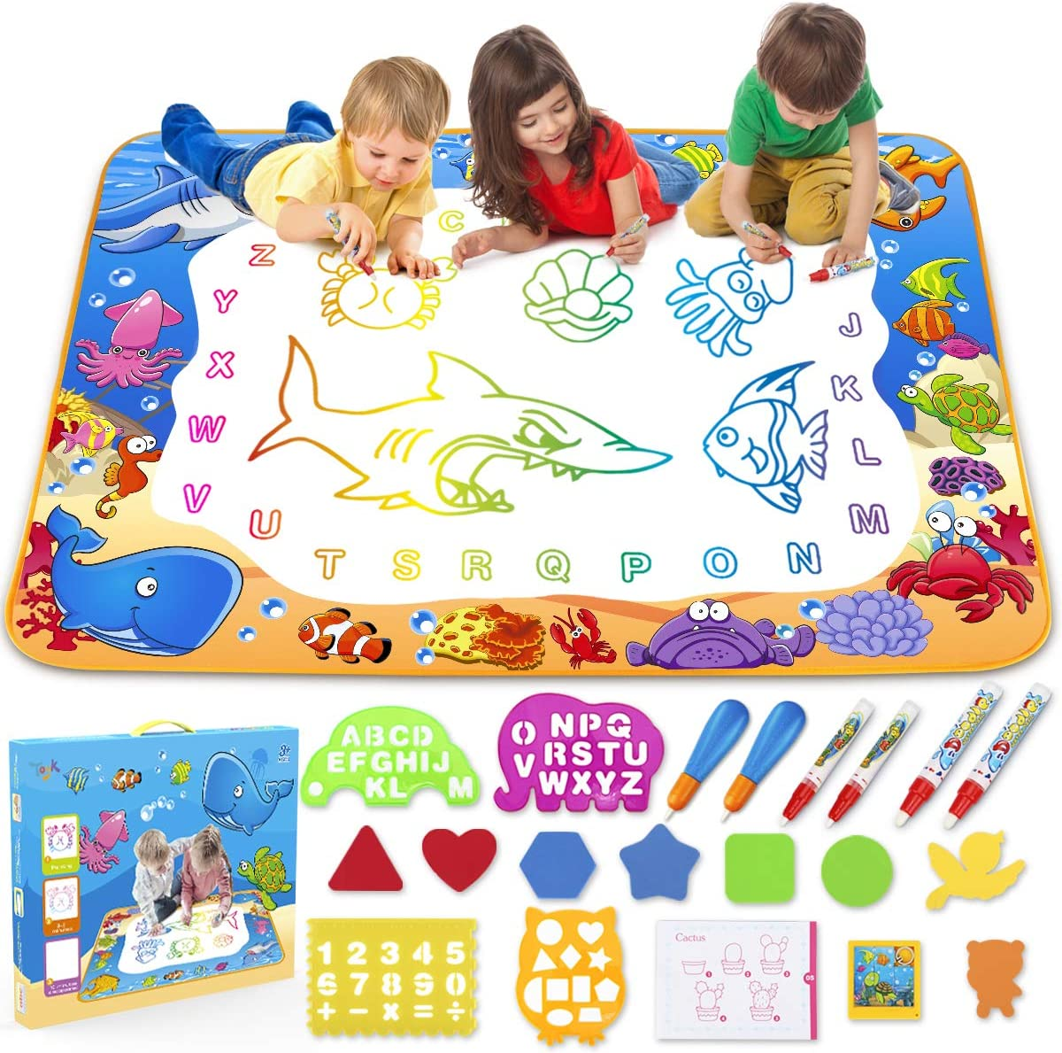 Top 9 Best Water Drawing Mat (2020 Reviews & Buying Guide) 8