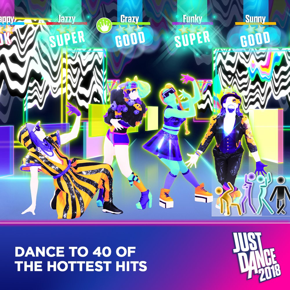Just Dance 2018 - Wii by Ubisoft (Image #5)