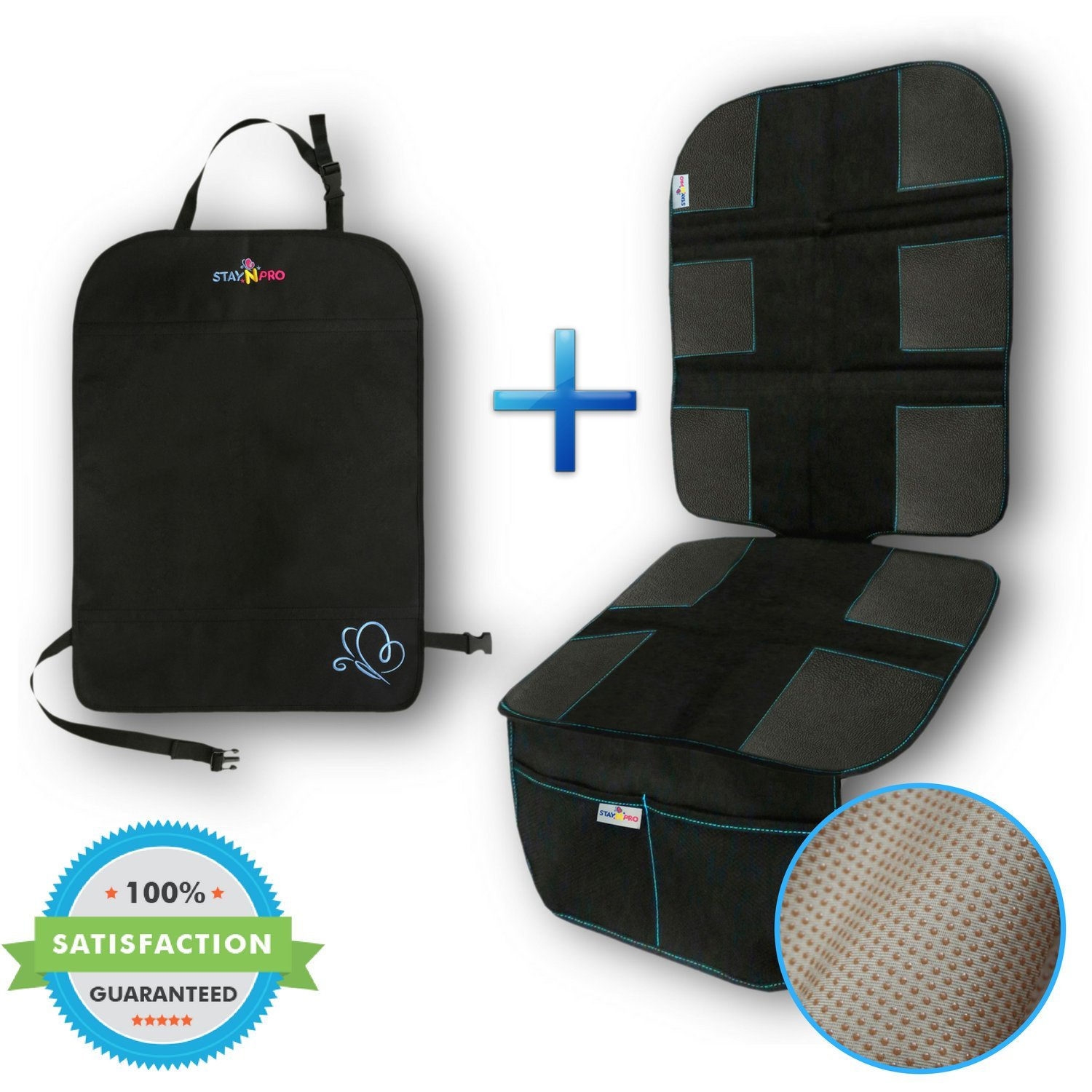 best rated in car seat cushions helpful customer reviews. Black Bedroom Furniture Sets. Home Design Ideas
