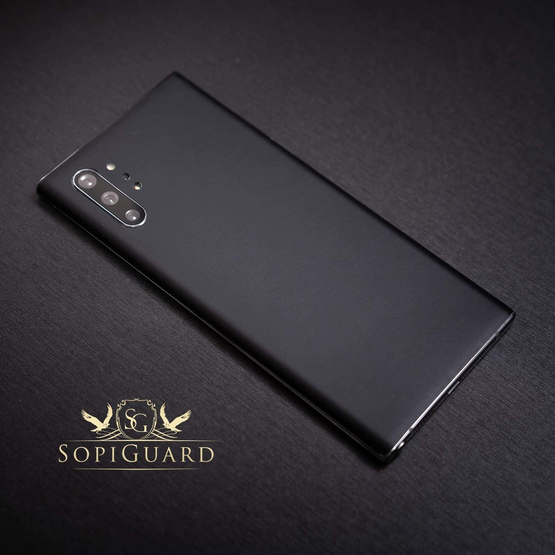 3m Matte Black Sopiguard Skin For Apple Airpods Pro Earbuds Sticker Vinyl Wrap