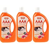 3 x Vax AAA Improved Carpet Formula Cleaning Solution Shampoo 750ML