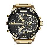 Diesel Watches Mr Daddy 2.0 Stainless Steel Watch