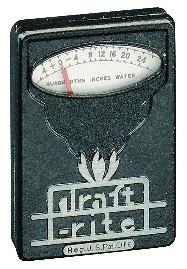 Bacharach 13-3001 Draftrite Gauge Pocket