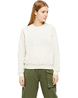 G STAR RAW Xzula Zip Sweat Shirt Femme: : Vêtements