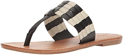 7eb5c6045495 Soludos Women s Multi Band Thong Sandal Flat