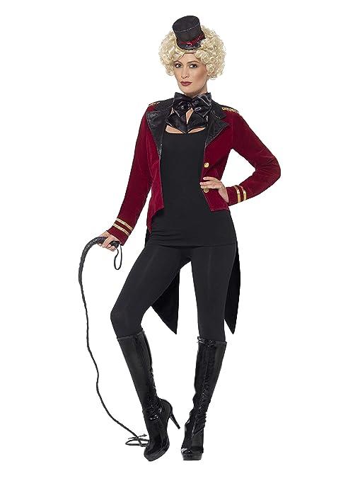Smiffys Womens Circus Ringmaster Adult Costume
