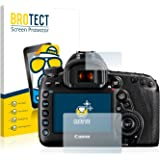 2x BROTECT Screen Protector for Canon EOS 5D Mark IV - Matte, Anti-Glare Protection Film