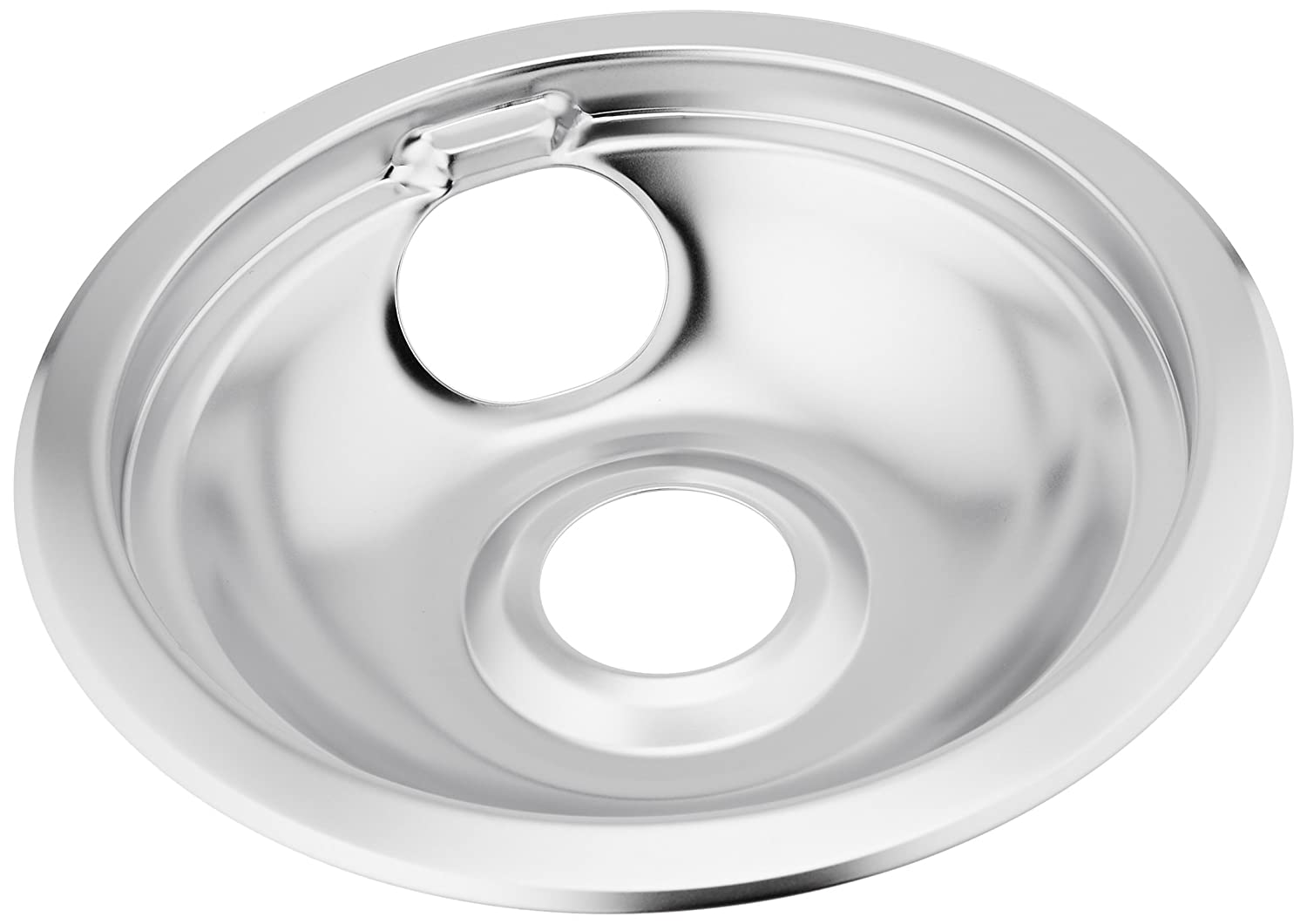 Frigidaire 316048414 6-Inch Chrome Pan for Range