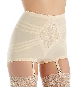 e6d24c651fbfe Rago Shapewear Pantie Girdle Style 619-Beige at Amazon Women s ...