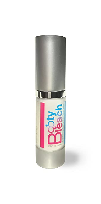 Booty Bleach Lightening Gel For Intimate Areas Such As Anus Vaginal Skin Nipples