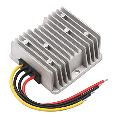 36V 48V to 12V Voltage Reducer, DROK 120W 10A DC to DC Waterproof Club Car Step Down Converter, 24-60V 24V 36 V 48 V to 12 V Buck Regulator Volt Transformer Golf Cart Power Module Solar Panel DIY: Industrial & Scientific [5Bkhe0904708]