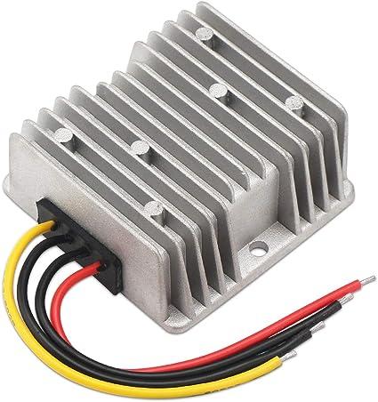 Buck Converter Step-Down DC 24V to 12V 10A 360W Car Power Supply Voltage Regulat