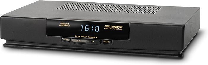 InfOspot Talking House AM Radio Transmitter