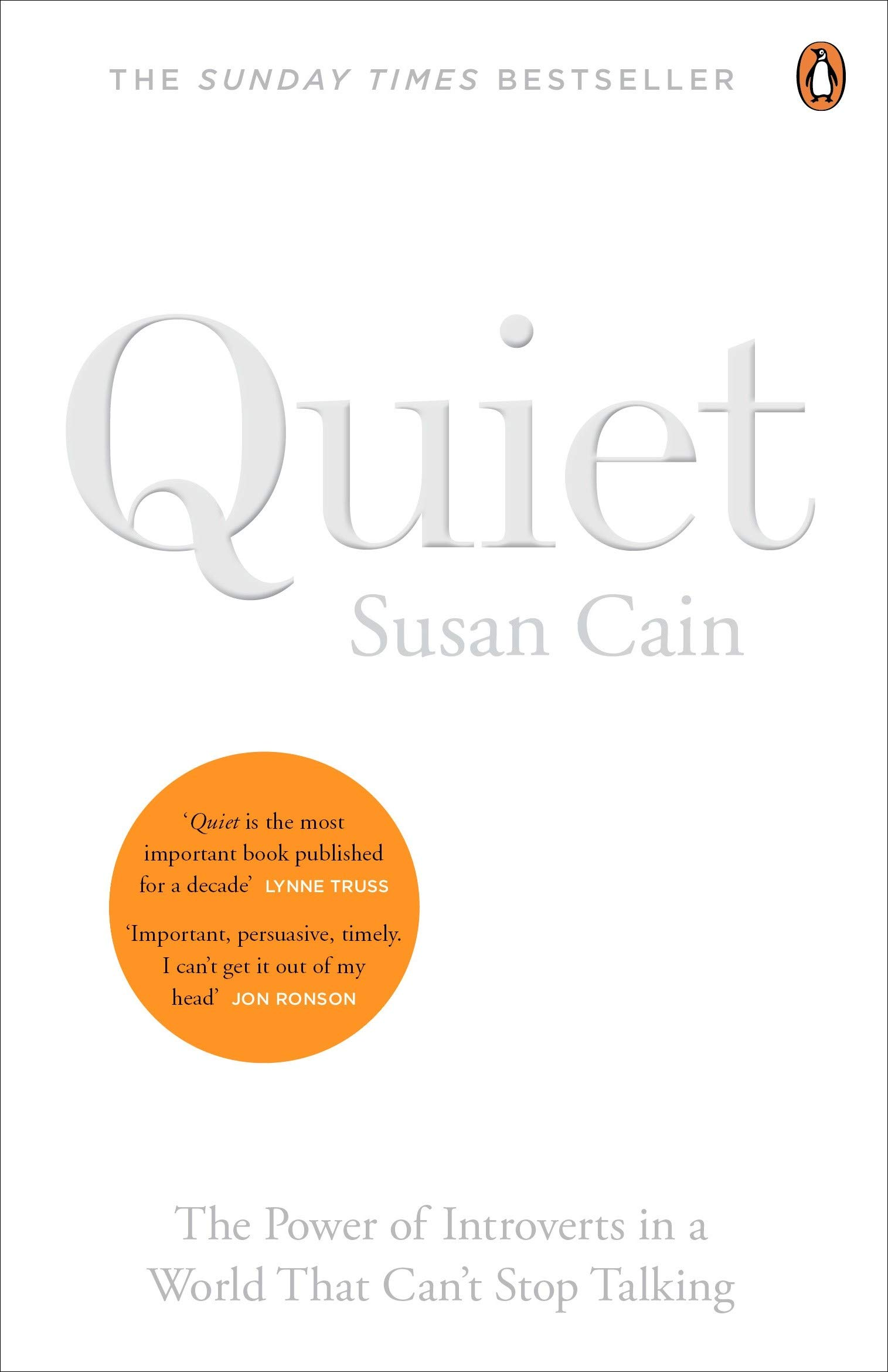 Buy Quiet The Power Of Introverts In A World That Cant Stop