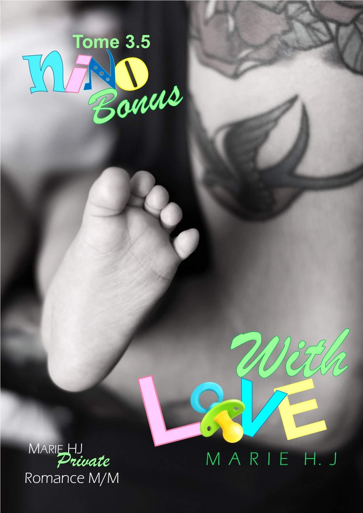 With Love #3.5 Bonus Nino por Marie H.J