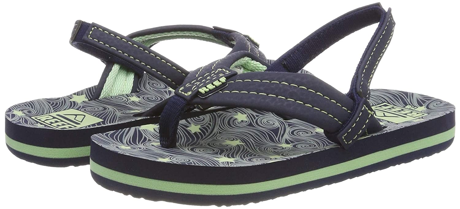 Reef Kids Little Ahi Glow Sandal