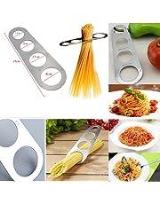 JJOnlinestore–Flash ventas–4agujeros espaguetis de acero inoxidable cocina principiante profesional Chef cocina italiana