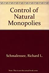 Control of Natural Monopolies
