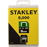 Stanley Grapas Tipo G 8 mm-5000 Unidades, 1-TRA705-5T