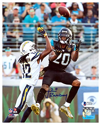 the latest 13e34 45724 Jalen Ramsey Autographed Signed 8x10 Photo Jacksonville ...