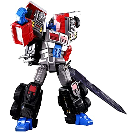 Amazon Com Fanshobby Transformers Toy Mb 04 Gunfighter Master