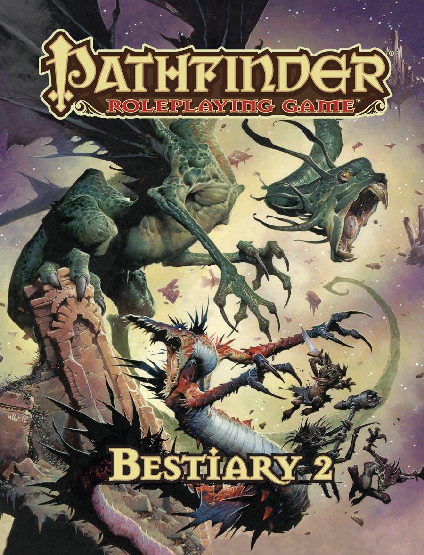 Download Pathfinder Roleplaying Game: Bestiary 2 PDF