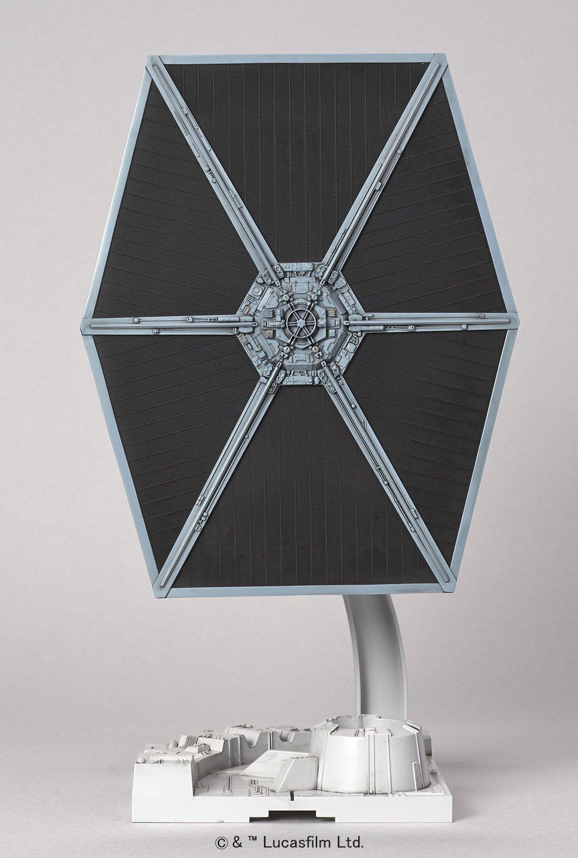 Bandai 1//72 Star Wars Tie Fighter Model Kit