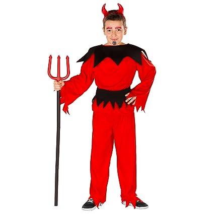 dressforfun Costume da Diavoletto bambino  9c567a87f7d9