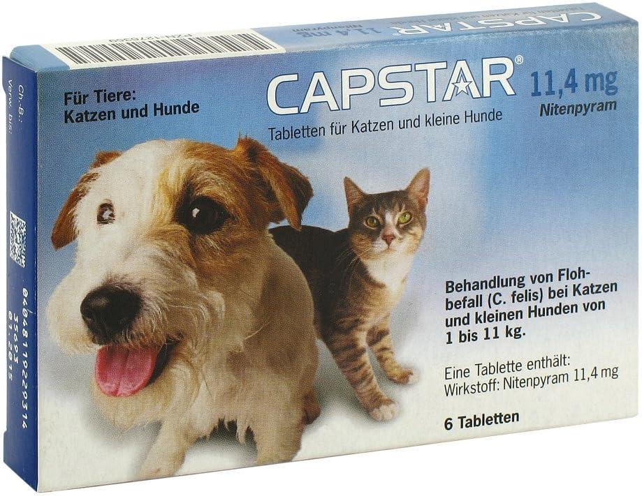 Capstar Tabletten für Katzen