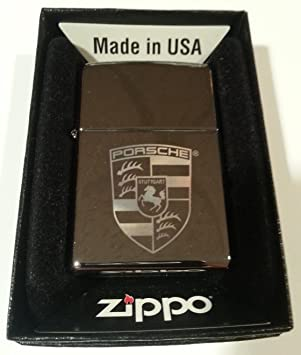 Porsche Collectible ZIPPO Lighter Amazon.co.uk Sports