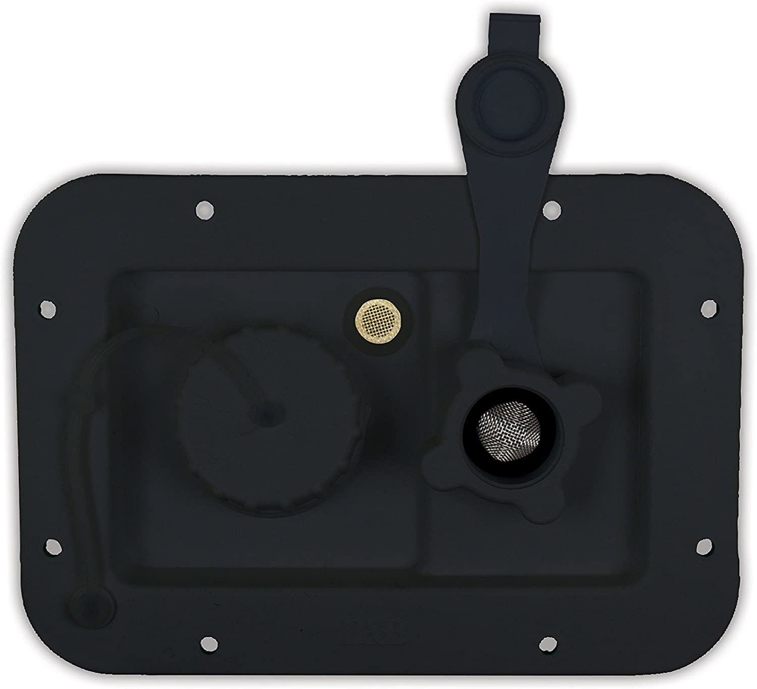 497-AB-3P-A Black City//Gravity Water Hatch JR Products