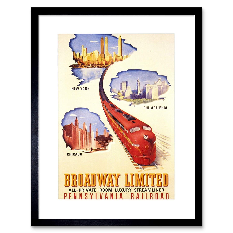 Amazon Com Travel Train Rail New York Chicago Philadelphia
