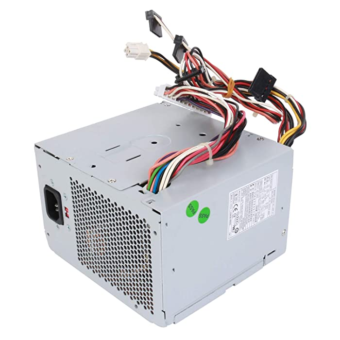 YEECHUN L305P-01 NH493 305W Power Supply Replacement PSU for Dell Optiplex 360 380 580 745 755 760 780 960 MT Mini Tower N305P-06 F305P-00 L305P-03 H305P-02 N305P-06 PS-6311-5DF-LF MH595 XK215 P192M