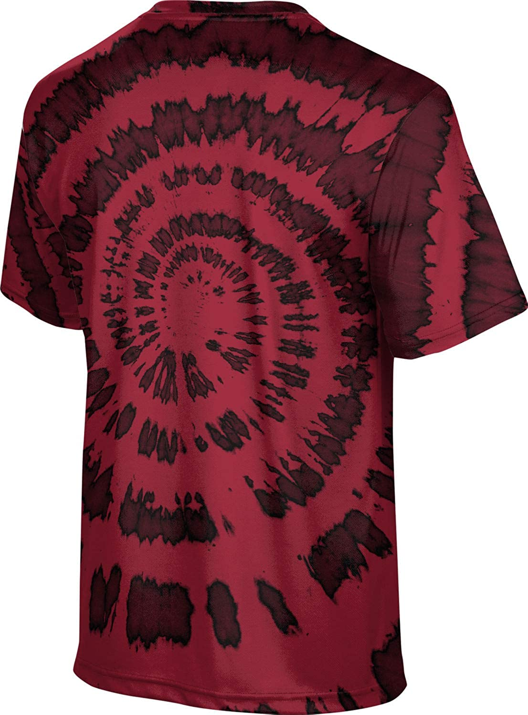 ProSphere Temple University Mens Performance T-Shirt Tie Dye
