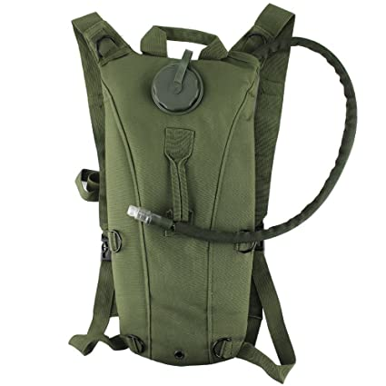 Amazon.com: ezyoutdoor 3L hidratación bolsa de agua bolsa ...