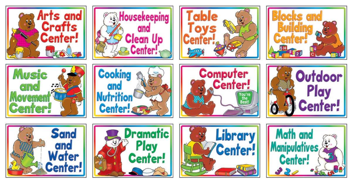 Read Online Early Childhood Signs Bulletin Board pdf