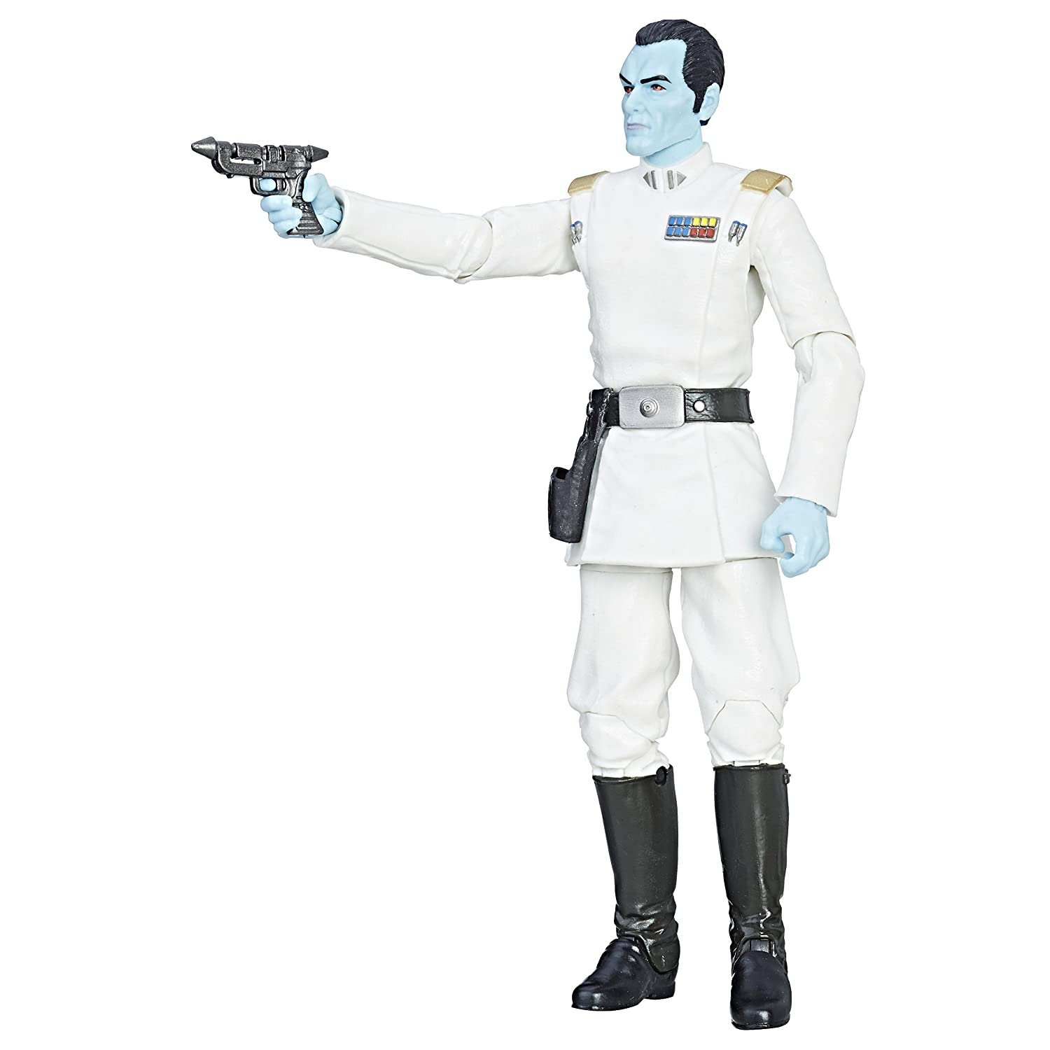 Star Wars The Black Series Grand Admiral Thrawn 6inch Figure