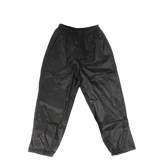 huge discount f3638 1a5f9 TUFFO Big Boy's Adventure Rain Pants RPB008, Black, 12