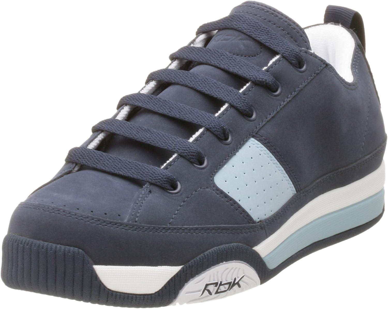Reebok Classic Aztec OG Mens Trainers Fashion Retro Shoes Sneakers Blue