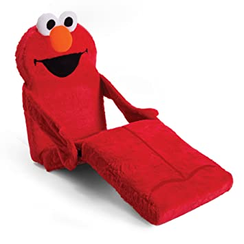 Superb Marshmallow Childrenu0027s Furniture   Marshmallow   Sesame Street   3 In 1 Elmo  Chair