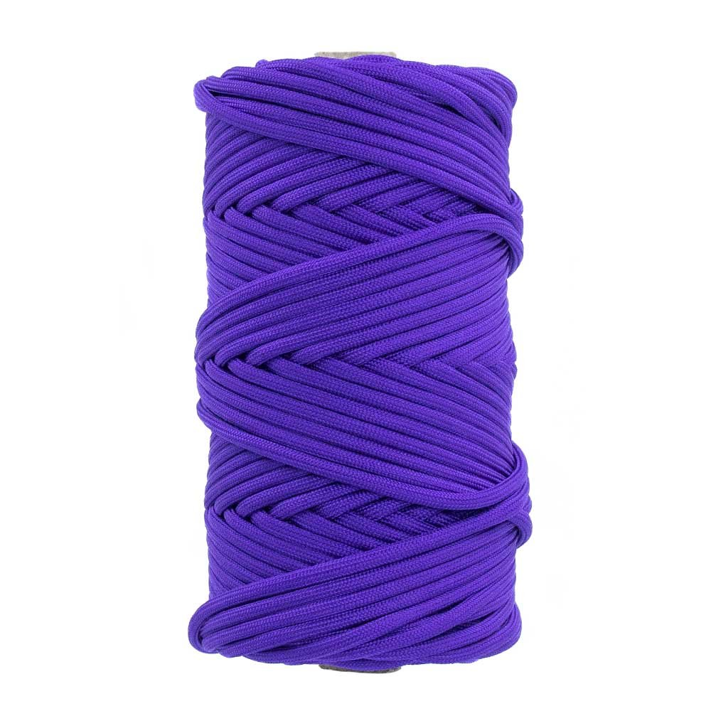 GOLBERG 750lb Paracord / Parachute Cord - US Military Grade - Authentic Mil-Spec Type IV 750 lb Tensile Strength Strong Paracord - Mil-C-5040-H - 100% Nylon - Made in USA by GOLBERG G (Image #5)